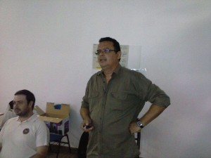 Professor José Stanley de Oliveira Silva