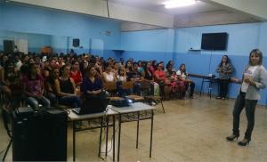 Projeto de Extensão intitulado Economia Doméstica X Consumismo na FACHASUL